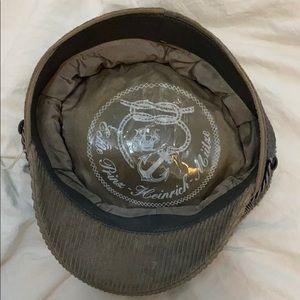 Vintage Accessories - Vintage German Navy Cap